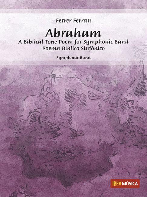 Ferrer Ferran: Abraham: Concert Band: Score
