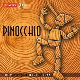 Ferrer Ferran: Pinocchio: Concert Band: CD