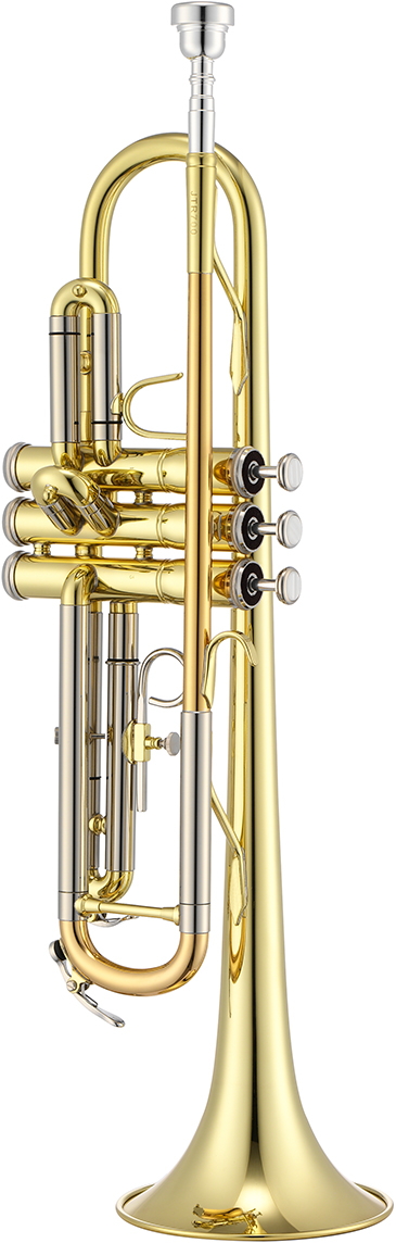 500 Series Bb Trumpet Lacquered: Trumpet