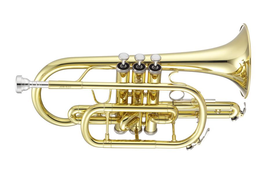 700 Series Bb Cornet Lacquered: Trumpet