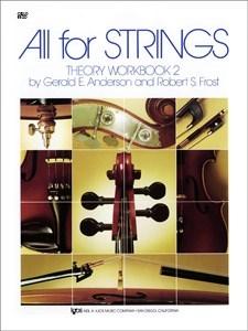 All For Strings 2 Theory: String Ensemble: Instrumental Tutor