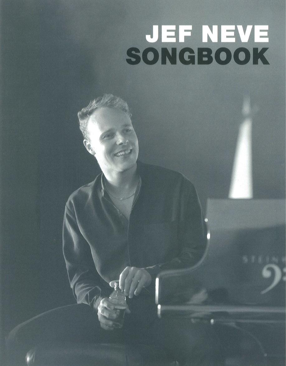 Jef Neve Songbook: Piano: Instrumental Album