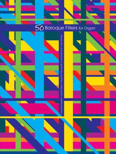 50 Baroque Fillers for Organ: Organ: Instrumental Album