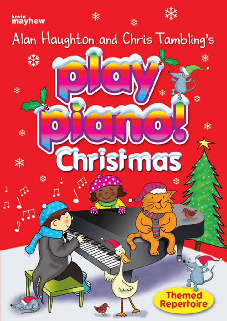 Click to view product details and reviews for Alan Haughton Chris Tambling Play Piano Repertoire Christmas Piano.