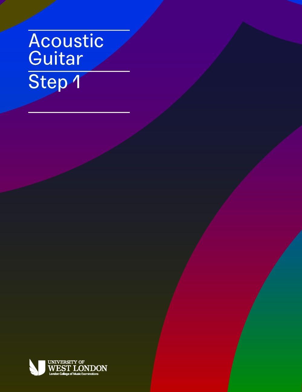 LCM Acoustic Guitar Handbook Step 1 2020: Acoustic Guitar: Instrumental Tutor