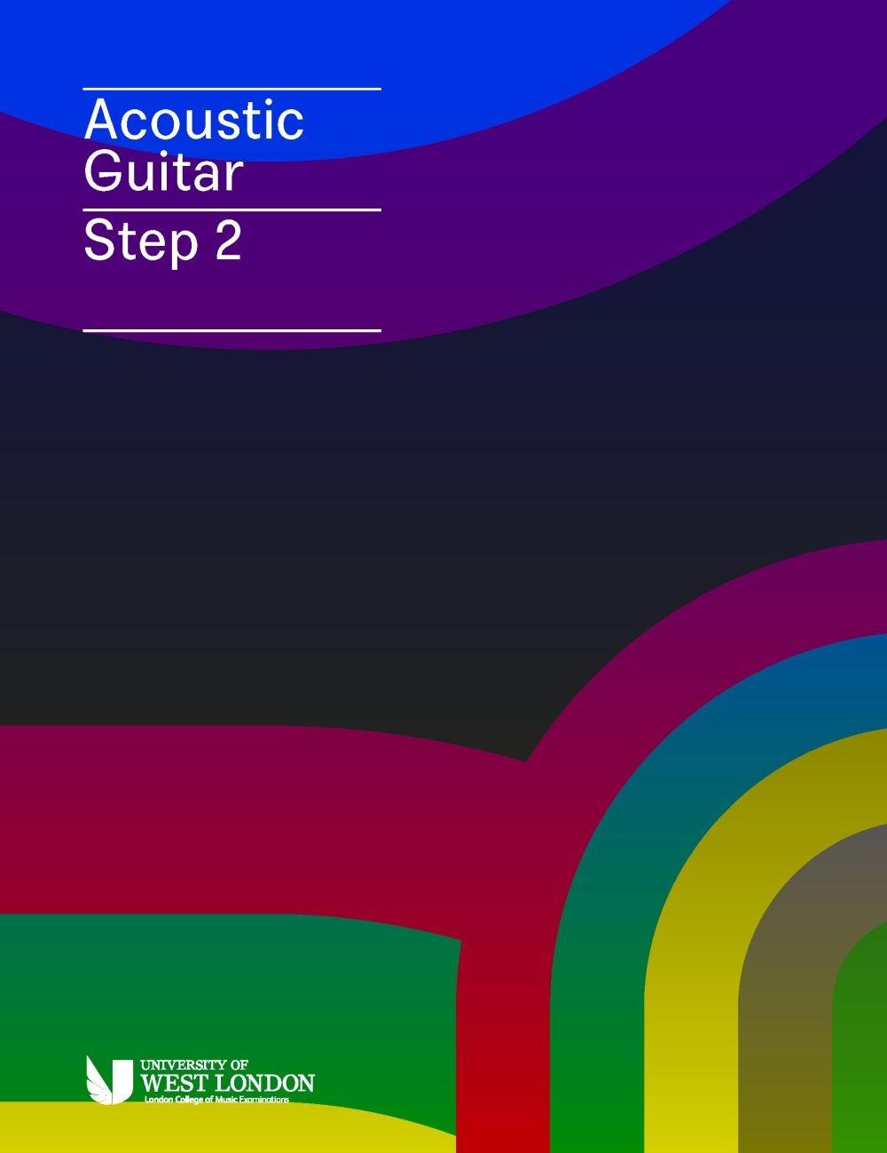 LCM Acoustic Guitar Handbook Step 2 2020: Acoustic Guitar: Instrumental Tutor