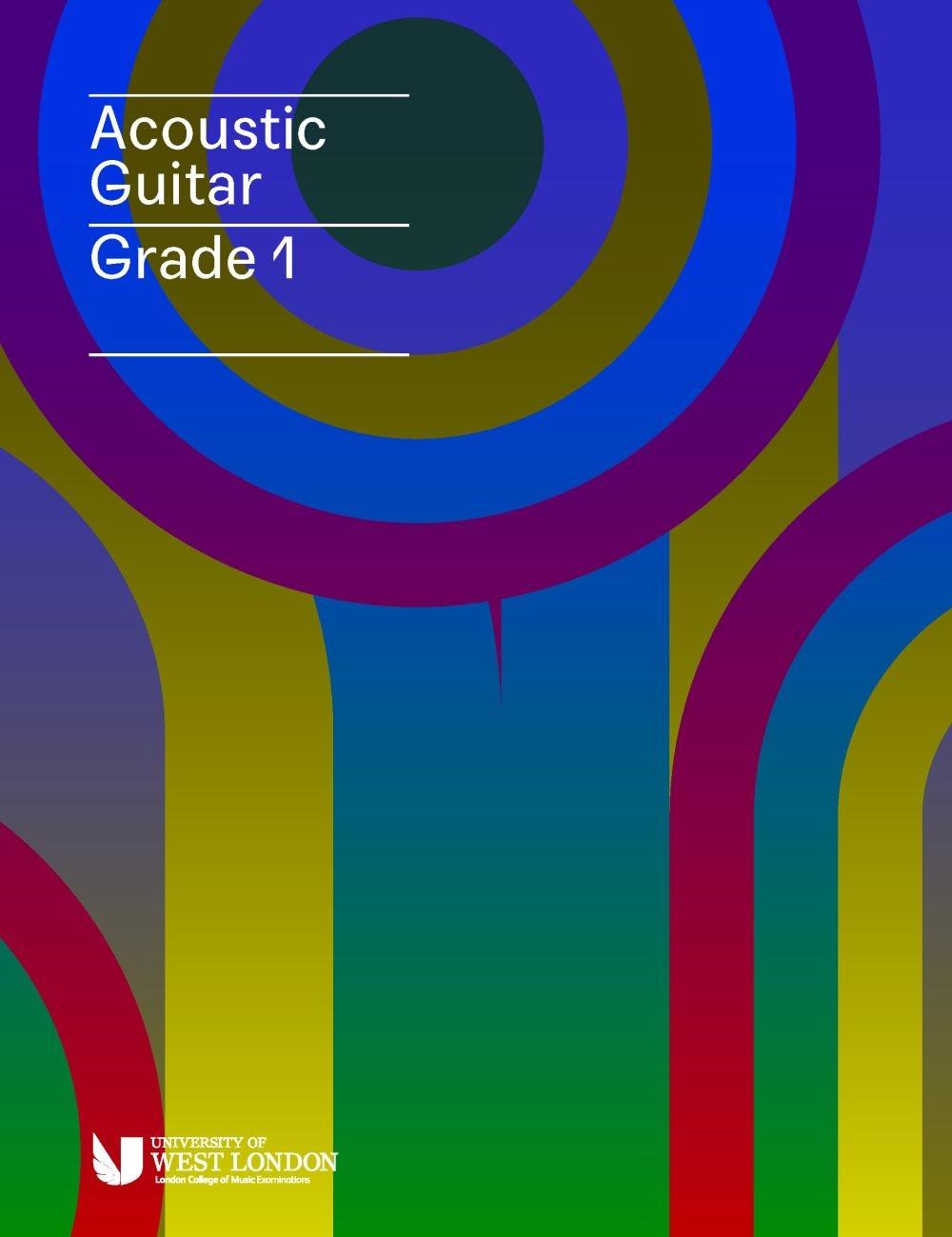 LCM Acoustic Guitar Handbook Grade 1 2020: Acoustic Guitar: Instrumental Tutor