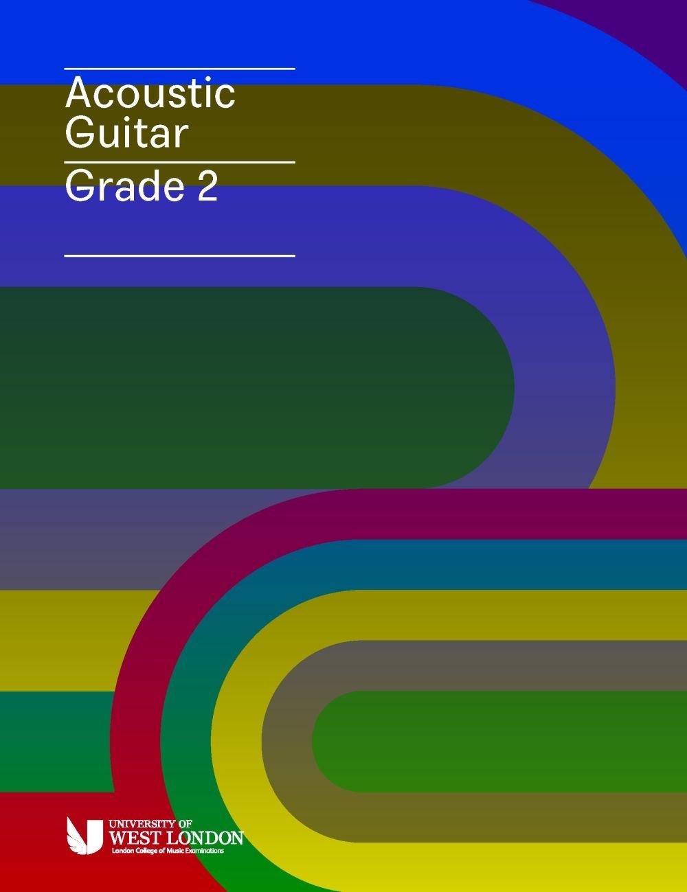 LCM Acoustic Guitar Handbook Grade 2 2020: Acoustic Guitar: Instrumental Tutor