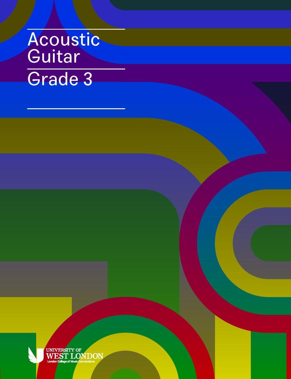 LCM Acoustic Guitar Handbook Grade 3 2020: Acoustic Guitar: Instrumental Tutor