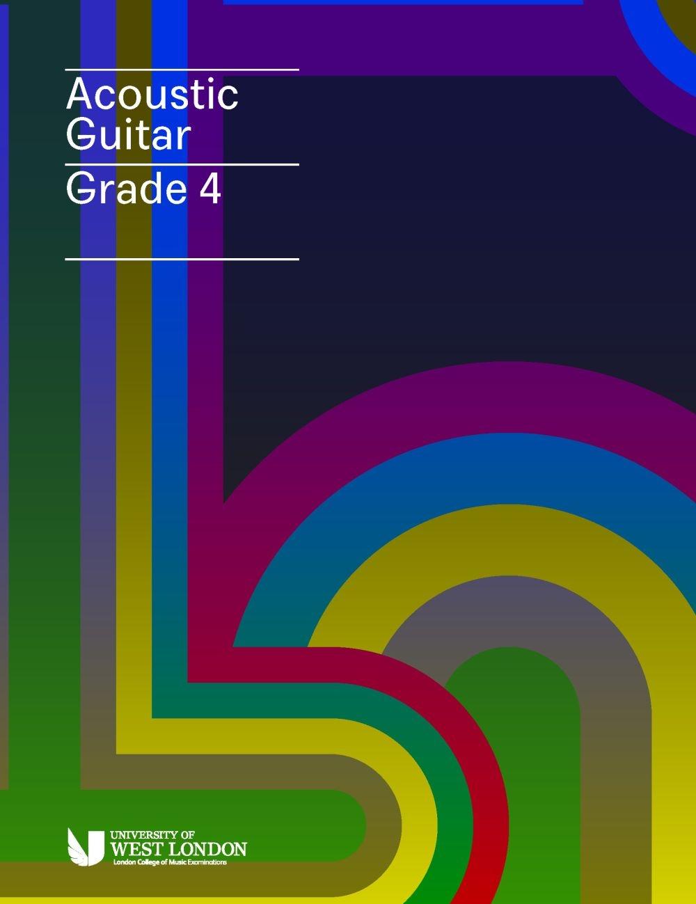 LCM Acoustic Guitar Handbook Grade 4 2020: Acoustic Guitar: Instrumental Tutor