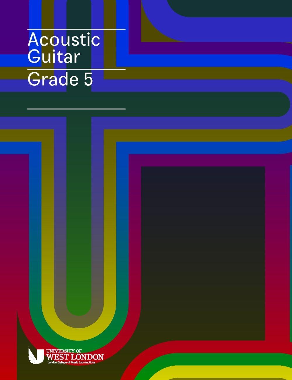 LCM Acoustic Guitar Handbook Grade 5 2020: Acoustic Guitar: Instrumental Tutor