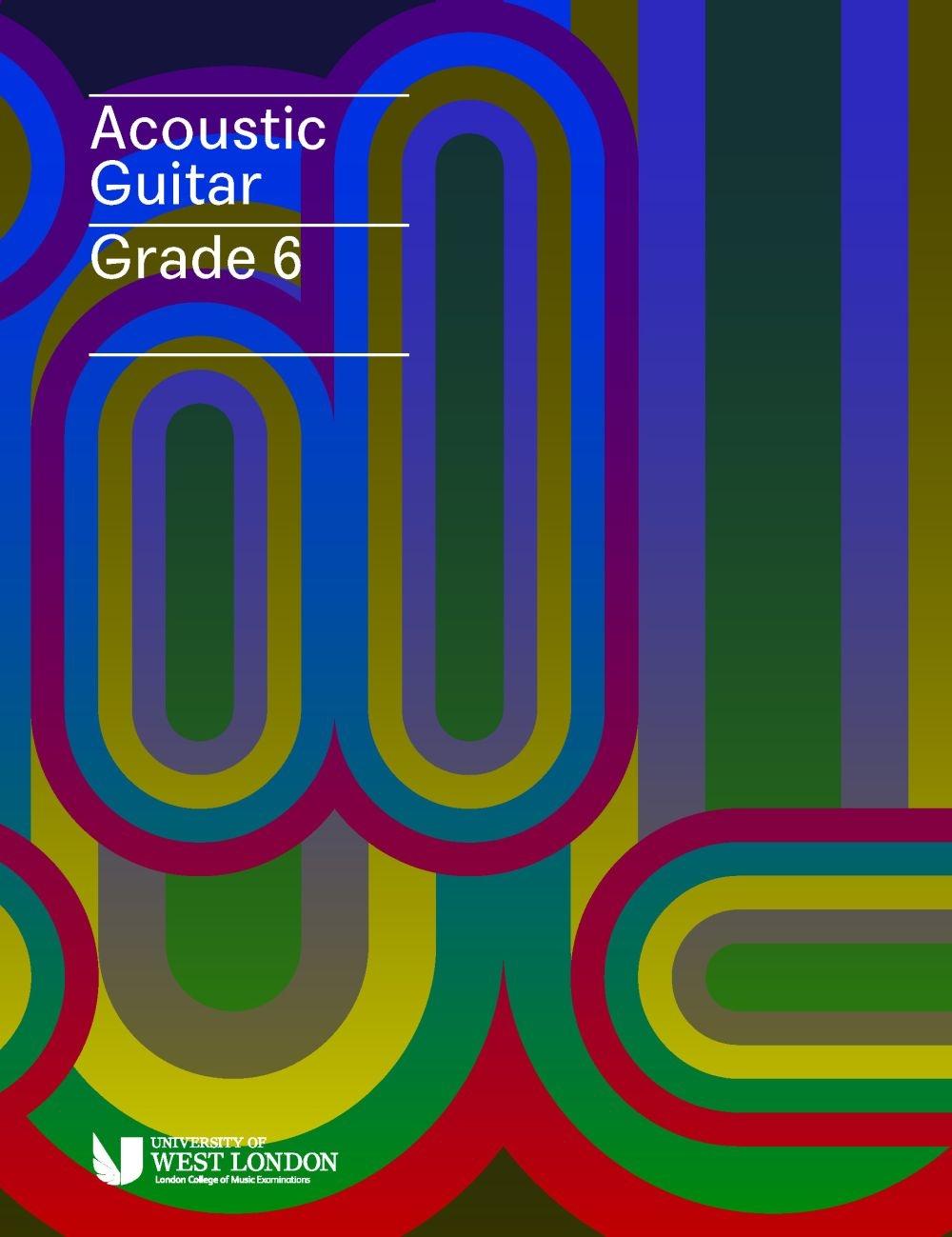 LCM Acoustic Guitar Handbook Grade 6 2020: Acoustic Guitar: Instrumental Tutor