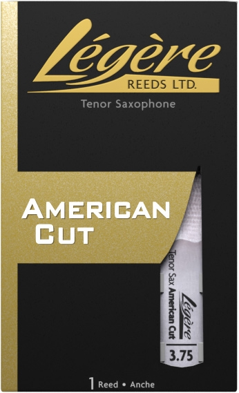 Reeds Tenor Saxophone American Cut 3.75: Reed
