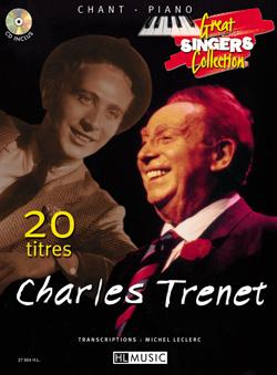Charles Trenet: 20 Titres: Voice & Piano: Score