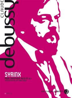 Claude Debussy: Syrinx: Alto Saxophone: Instrumental Work