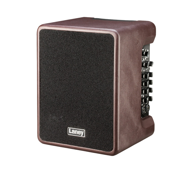 A Fresco Acoustic Amp With Battery And Charger: Amplifier