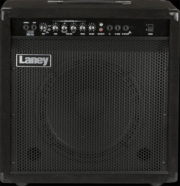 RB3 Richter 65W Bass Amplifier Combo: Amplifier