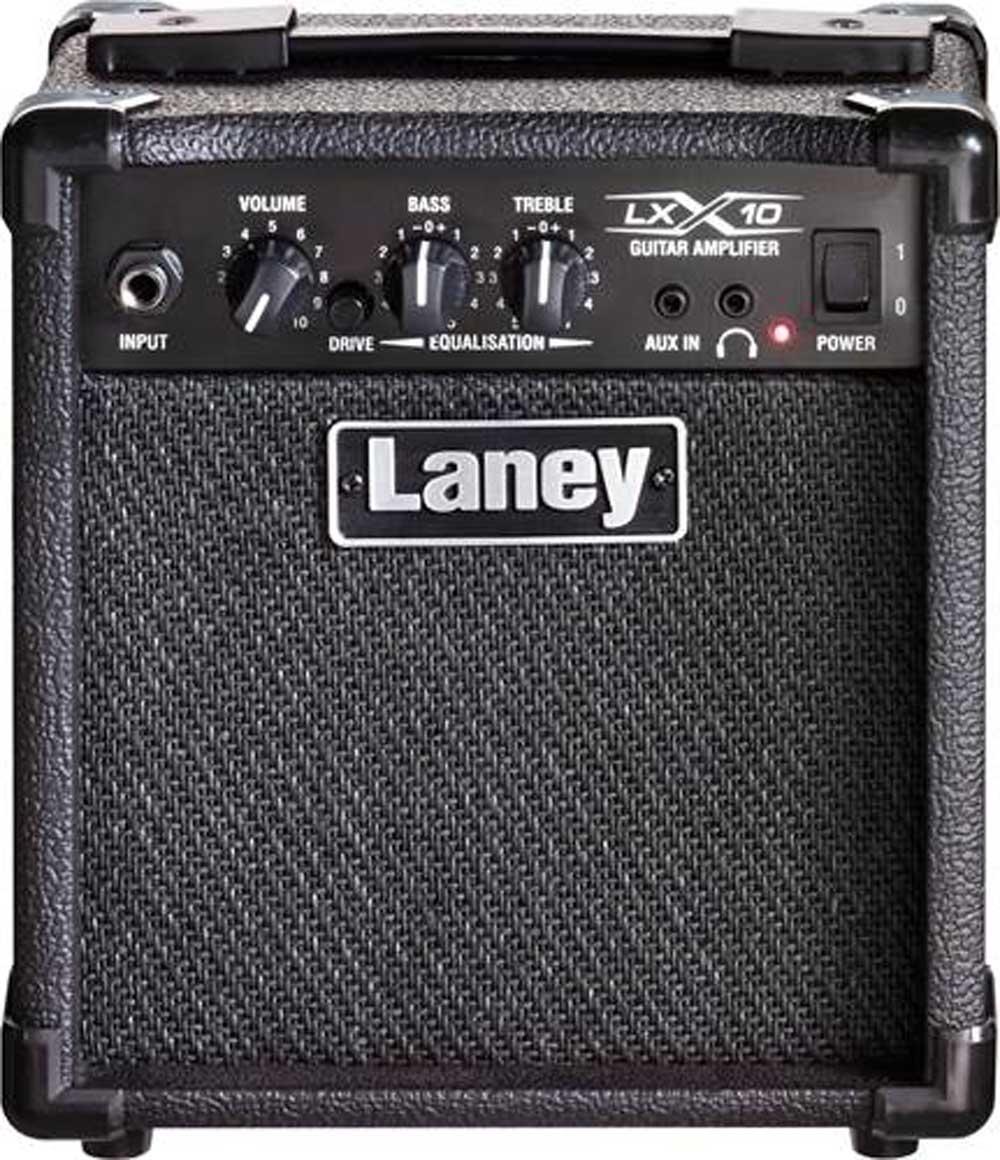 LX Series LX10 Guitar Combo Amp 10w Black: Amp
