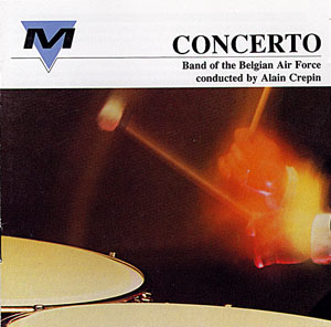 Concerto: Concert Band: CD