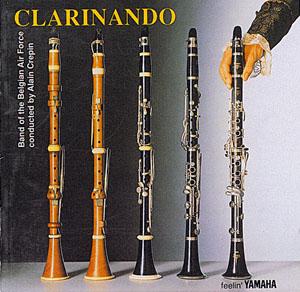 Clarinando: Concert Band: CD