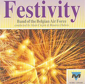 Festivity: Concert Band: CD