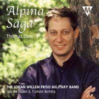 Alpina Saga: Concert Band: CD