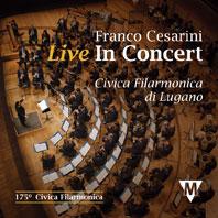 Franco Cesarini Live in Concert: Concert Band: CD