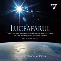 Luceafarul: Concert Band: CD