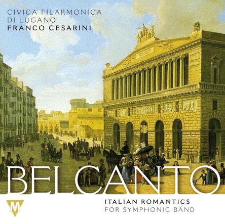 Belcanto: Concert Band: CD