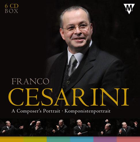 Franco Cesarini: Franco Cesarini: Concert Band: CD