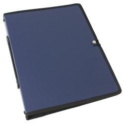 Mapac MP11630-BL A4 Bound Choral Folder - Navy Blue