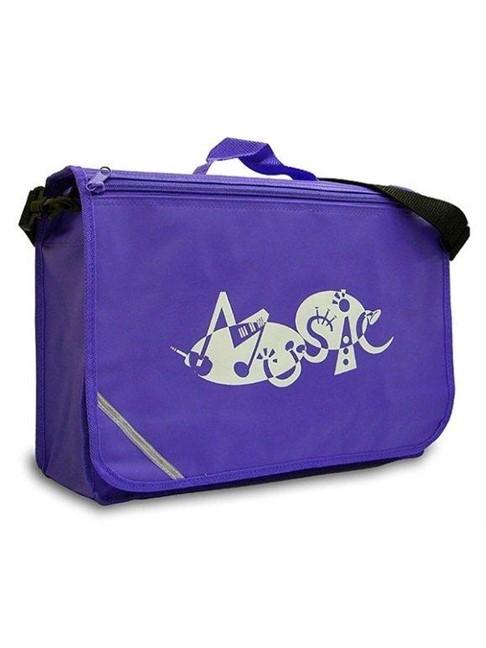 Mapac: Music Bag Excel - Music Word (Purple): Music Bag