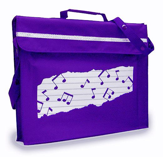 Mapac: Music Bag Primo (Purple): Music Bag