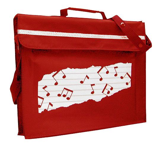 Mapac: Music Bag Primo (Red): Music Bag