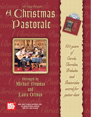 A Christmas Pastorale (Mel Bay Presents)