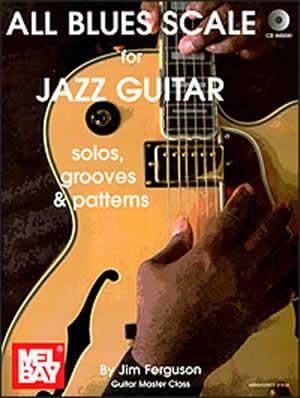 Ferguson: All Blues Scale For Jazz Guitar Book/Cd Set: Guitar: Study