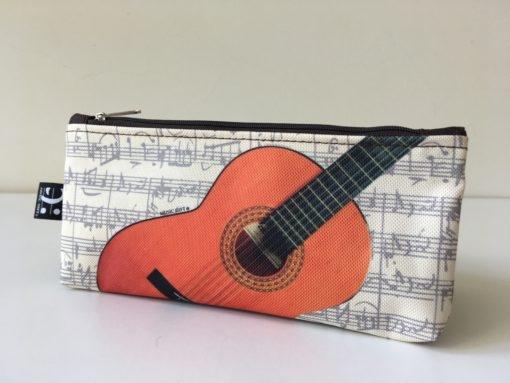 Pencil Case Guitar Design: Stationery Sets