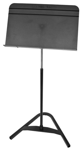 Manhasset Harmony Stand w/Aluminum Desk: Music Stand