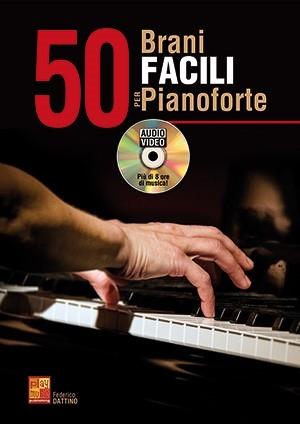 50 brani facili per pianoforte: Piano: Instrumental Album