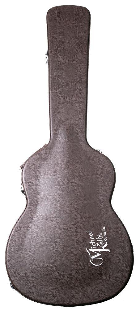 Michael Kelly: Acoustic Port Guitar Hard Case: Case