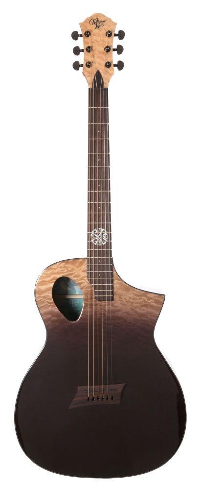 Forte Port X Electro Acoustic Guitar: Electro Acoustic Guitar