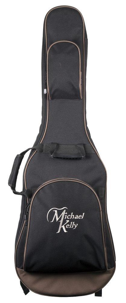 Michael Kelly: Acoustic Bass Guitar Gig Bag: Case