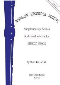 Mike Prescott: Rainbow Recorder Scheme - Supplementary Book 4: Recorder: