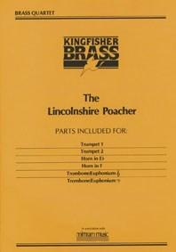 Traditional: The Lincolnshire Poacher: Brass Ensemble: Score & Parts