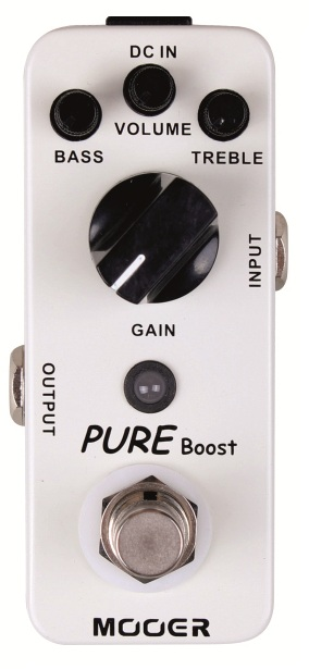 Pure Boost Pedal: Pedal