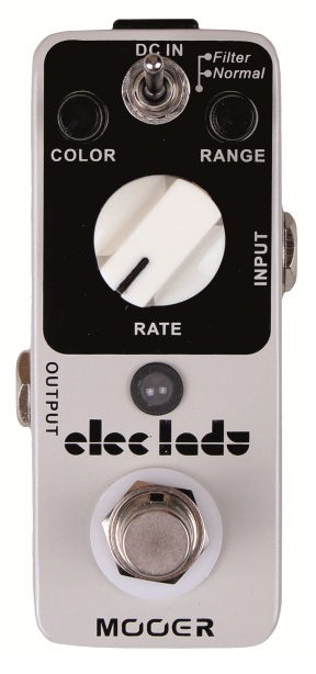 Electric Lady Pedal: Pedal