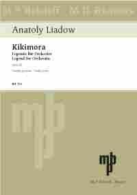 Anatoly Liadow: Kikimora op. 63: Orchestra