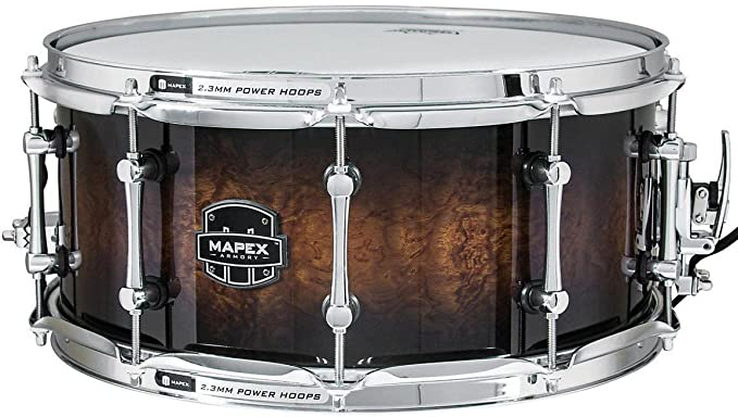 Armory Exterminator 14 X 6.5 Shell Snare Drum: Snare Drum