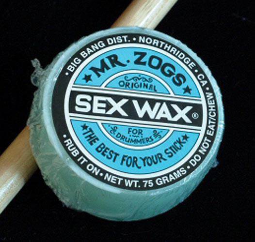 Ahead ASW MR Zogs Wax Drumstick