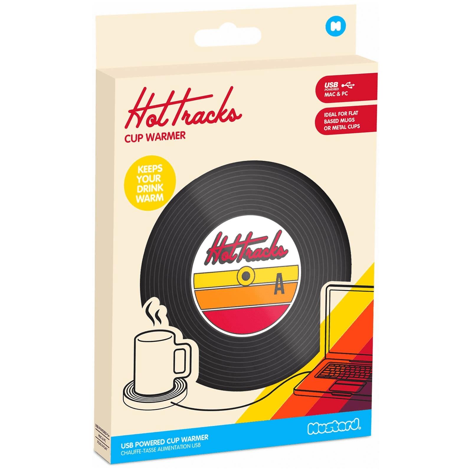 USB Hot Tracks Mug Warmer: Kitchenware